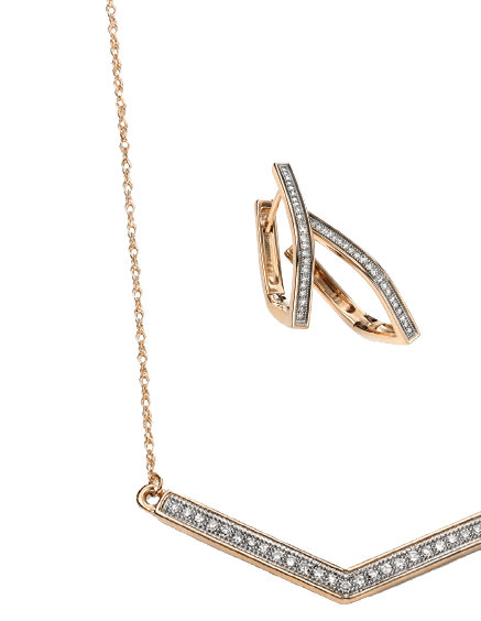 Gold and Diamonds jewellery uk