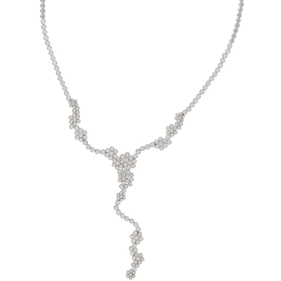 White Gold | Diamond Necklace