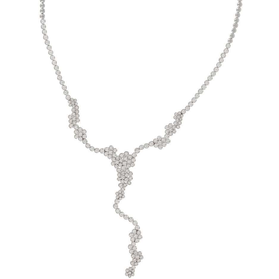 White Gold | Diamond Necklace