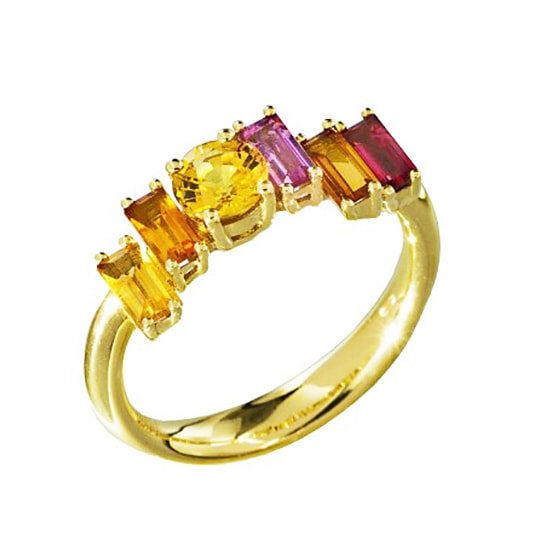 Golden Light Ring