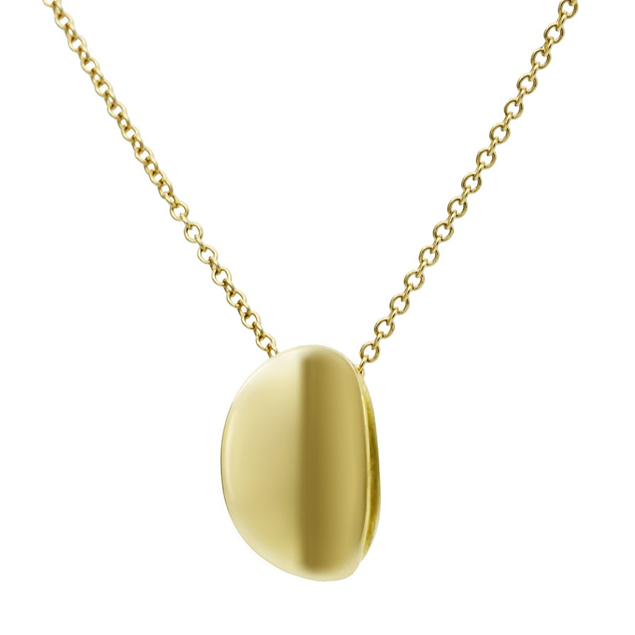 Pure Ellipse Necklace