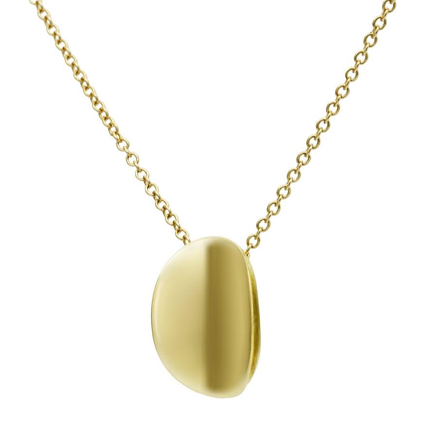 Pure Ellipse Necklace