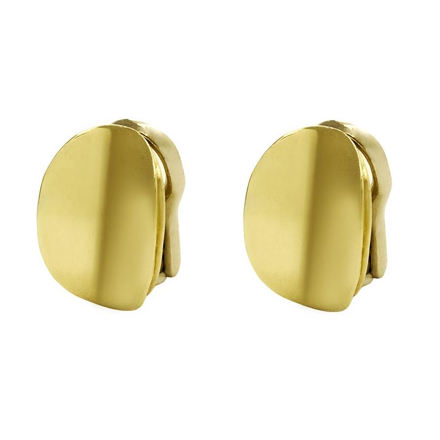 Pure Ellipse Earrings