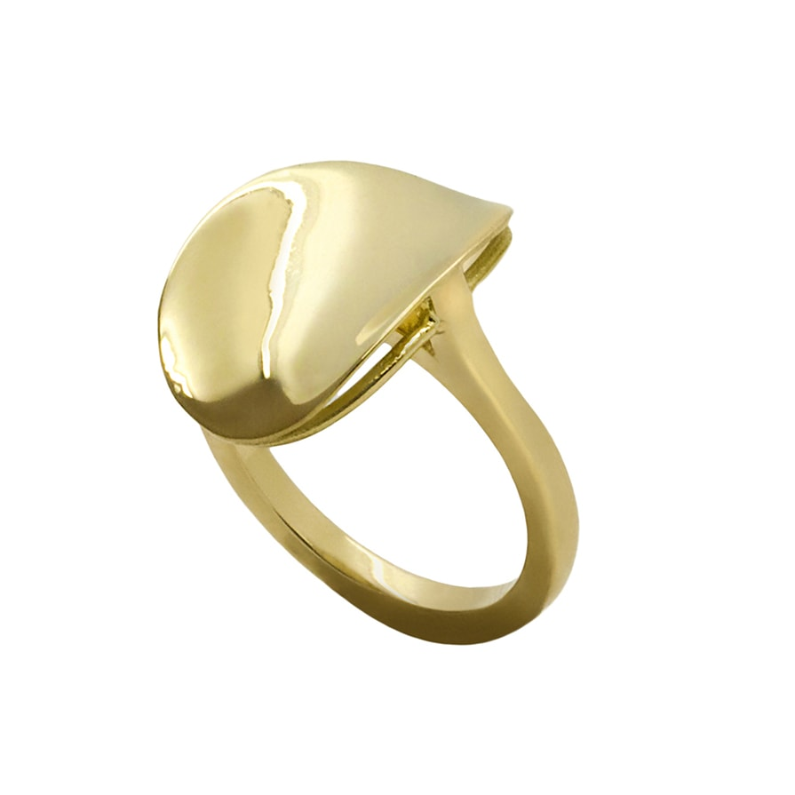 Pure Ellipse Ring