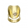 Diamond Ellipse Ring
