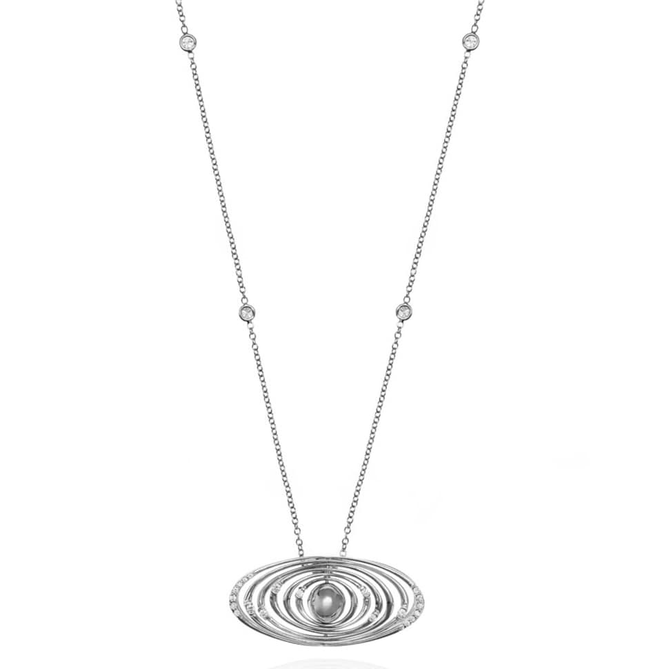 DEVOTED White Gold Necklace