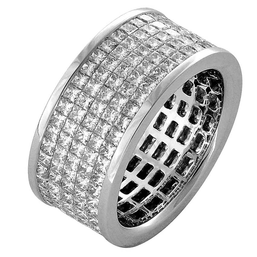 Full Eternity Diamond Ring II