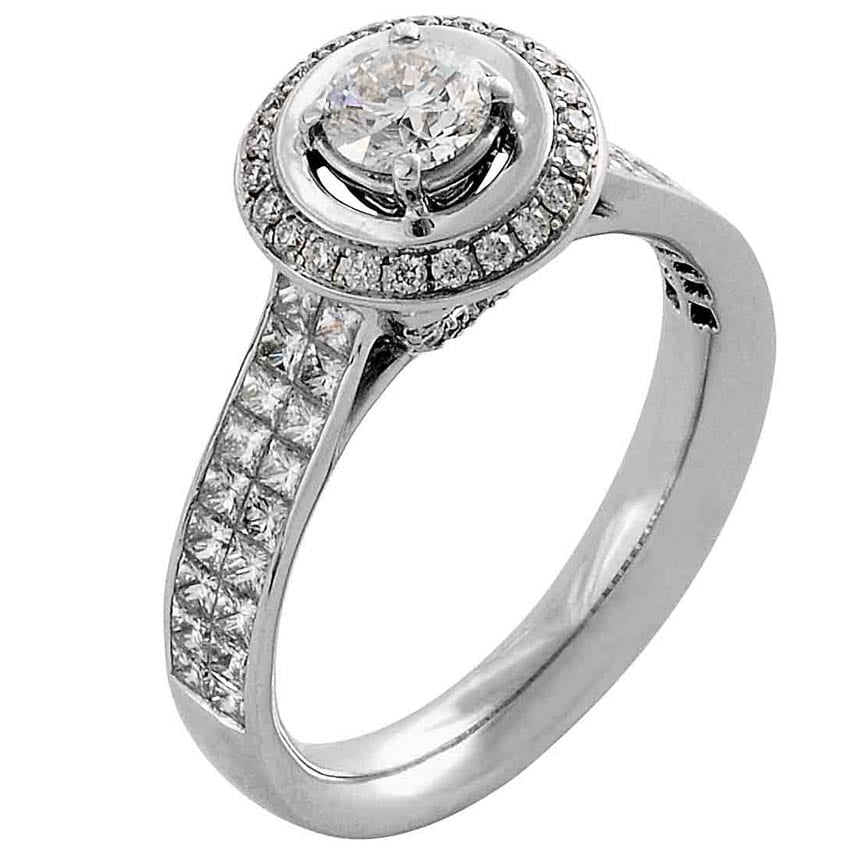 Diamond Engagement Ring I