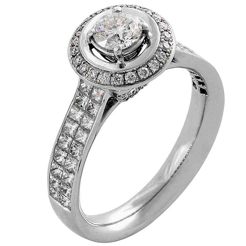Diamond Engagement Ring I